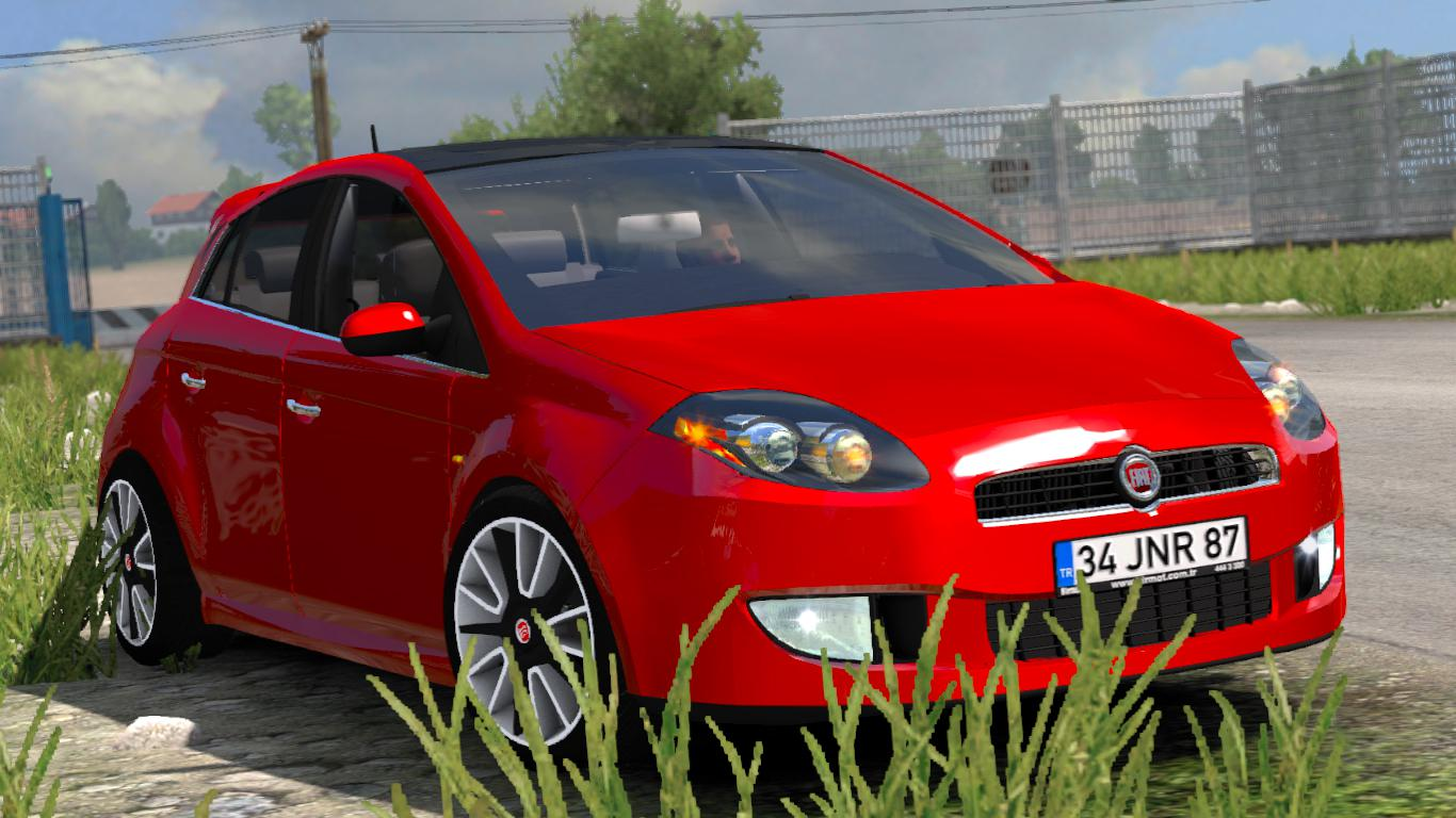 Photo of ETS2 – Fiat Bravo V1R2 Araba Modu