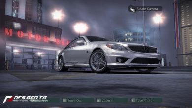 Photo of NFS Carbon – Mercedes-Benz CL65 AMG