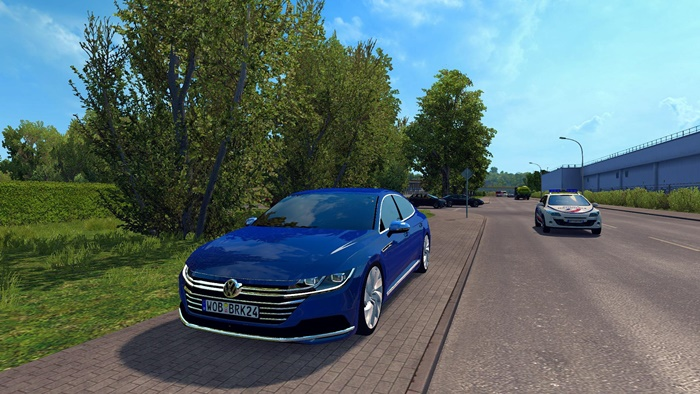 Photo of ETS2 – Volkswagen CC & Arteon Araba Modu
