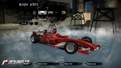 Photo of NFS Most Wanted – Ferrari F2004