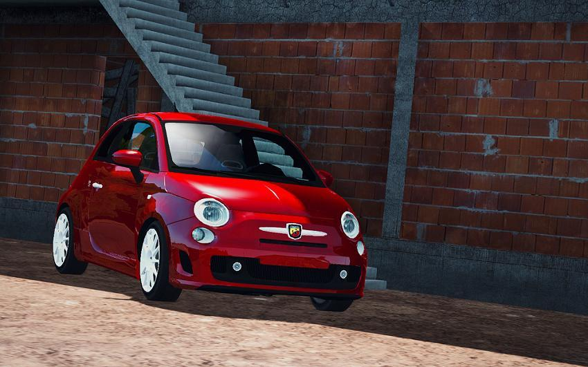 Photo of ETS2 – Fiat 500 Abarth Araba Modu