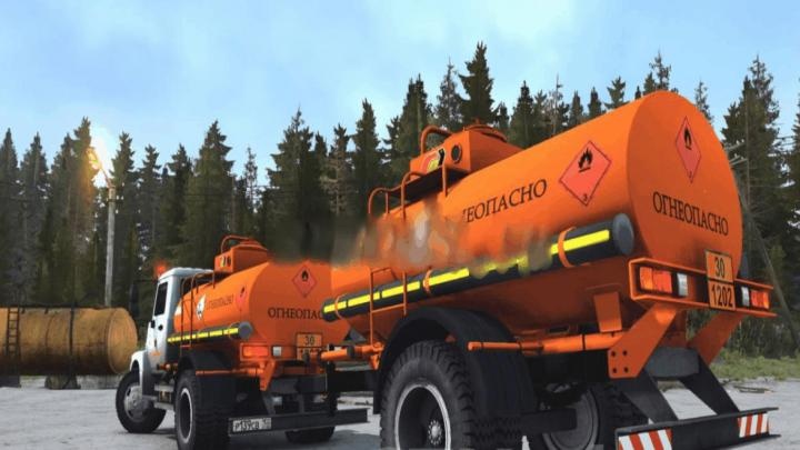 Photo of SpinTires MudRunner – Gas 33077 4×2 Kamyon Modu v20.02.19