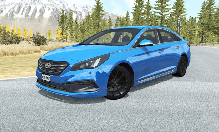 Photo of BeamNG – Hyundai Sonata Araba Modu