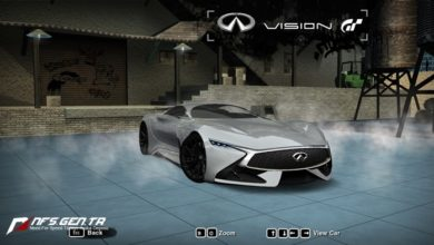 Photo of NFS Most Wanted – Infiniti Vision GT
