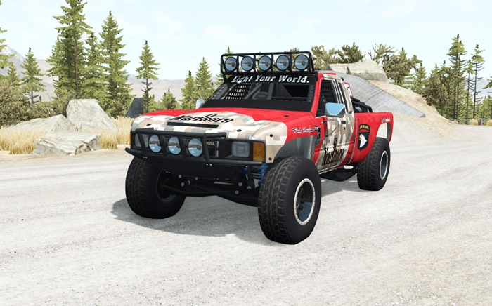 Photo of BeamNG – LKS Prerunner v1.1