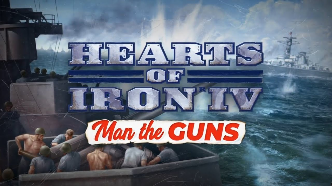 Photo of Hearts of Iron 4 : Man The Guns DLC'si Hakkında Herşey