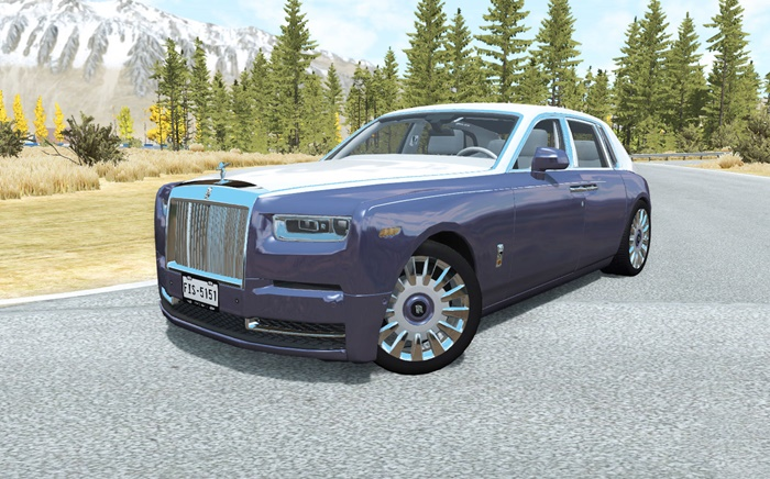 Photo of BeamNG – Rolls-Royce Phantom 2017 Model Araba Modu