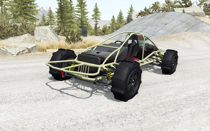Photo of BeamNG – Civetta Bolide Track Toy v3.0