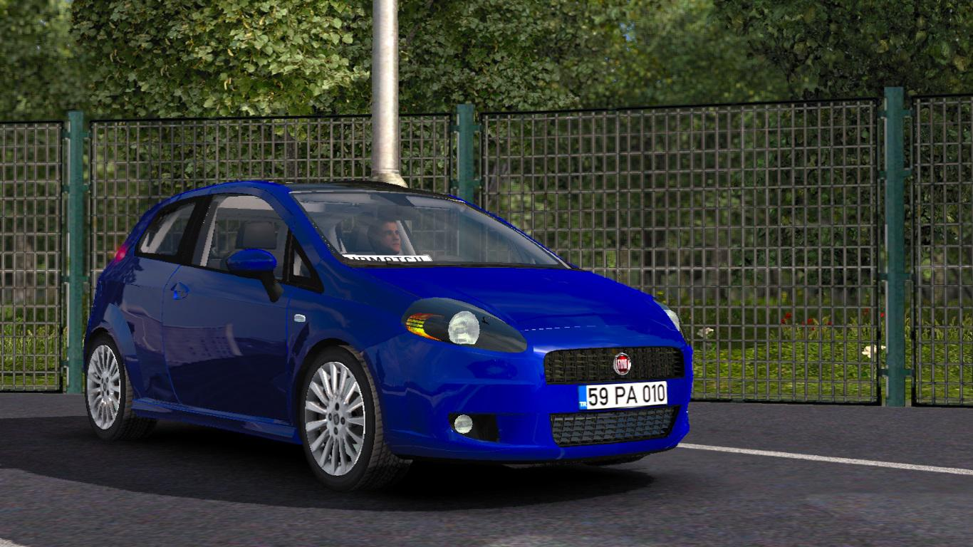 Photo of ETS2 – Fiat Punto V1R2 Araba Modu