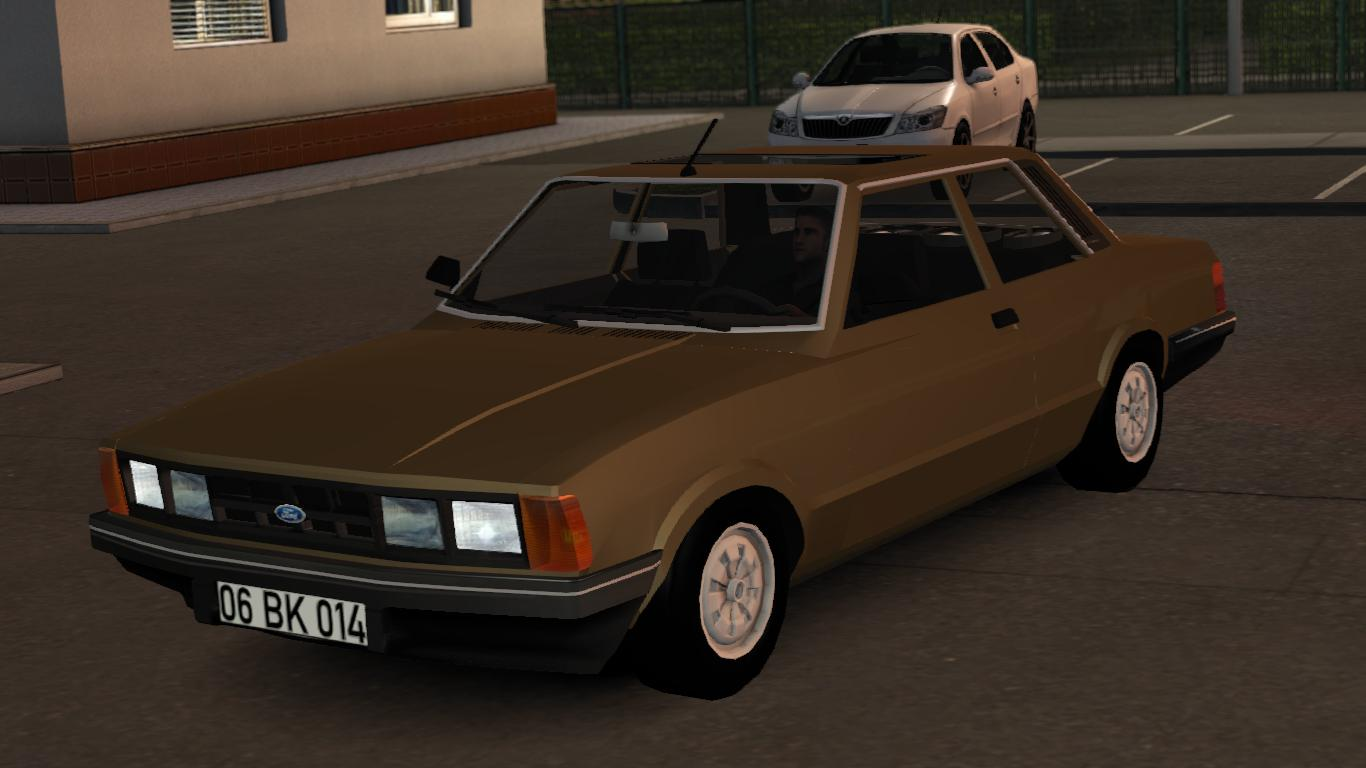 Photo of ETS2 – Ford Taunus V1R2 Araba Modu