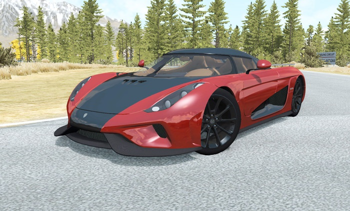 Photo of BeamNG – Koenigsegg Regera 2017 Model Araba Modu