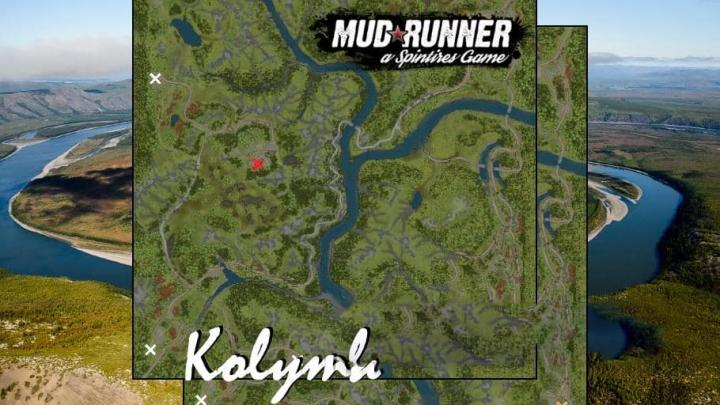 Photo of SpinTires MudRunner – Kolyma Harita Modu v0.9