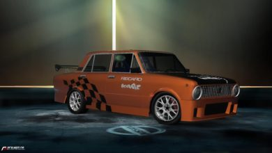 Photo of NFS Undercover – Lada 1200S 1980 Model