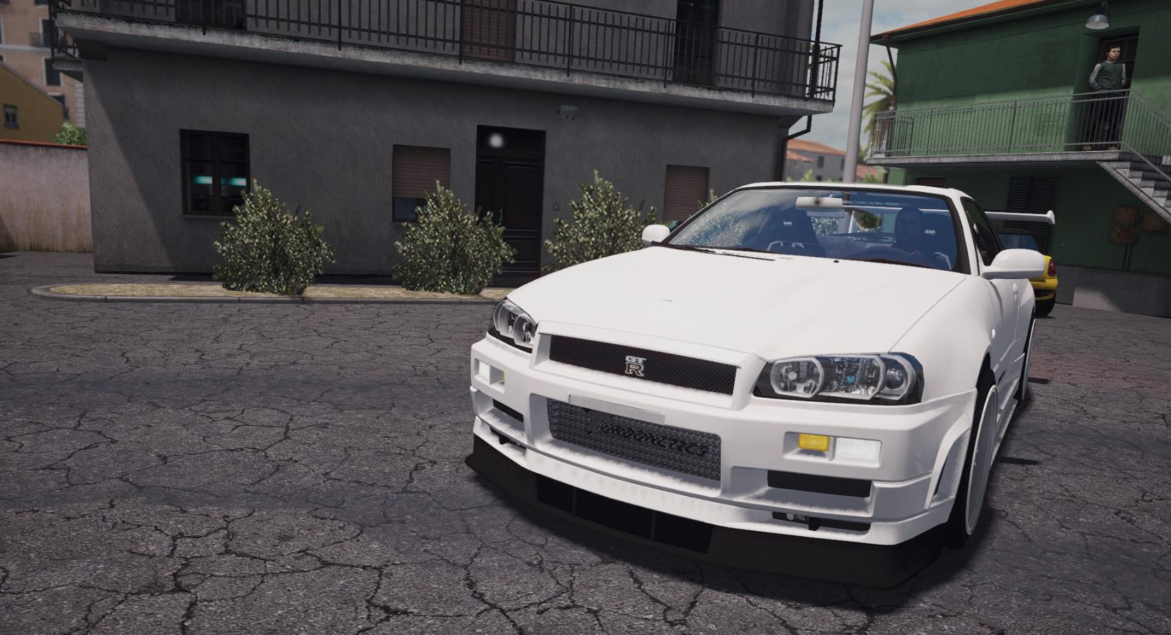 Photo of ATS – Nissan Skyline GTR-R34 Araba Modu