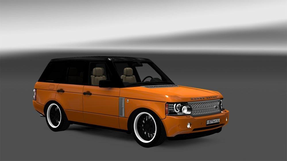 Photo of ATS – Range Rover Supercharged Araba Modu
