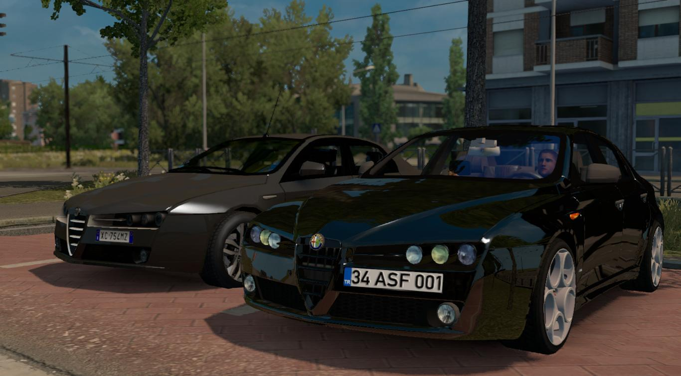 Photo of ATS – Alfa Romeo 159 Araba Modu V1.0