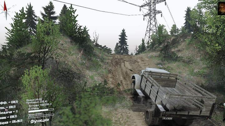 Photo of SpinTires – Dubrovka Harita Modu v1.0.0