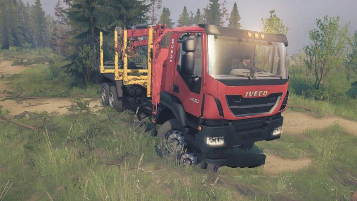 Photo of SpinTires MudRunner – Iveco-Prapor Kamyon Modu v5.0