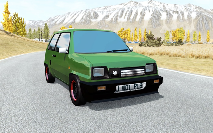 Photo of BeamNG – Lada Oka (1111)