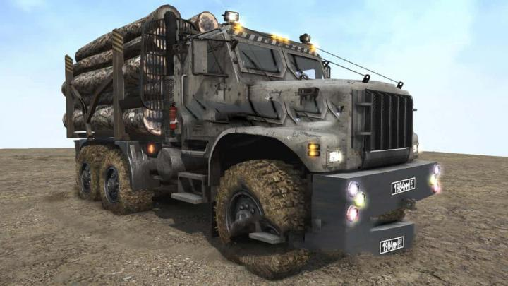 Photo of SpinTires MudRunner – MTVR 6×6 Kamyon Modu v1.0