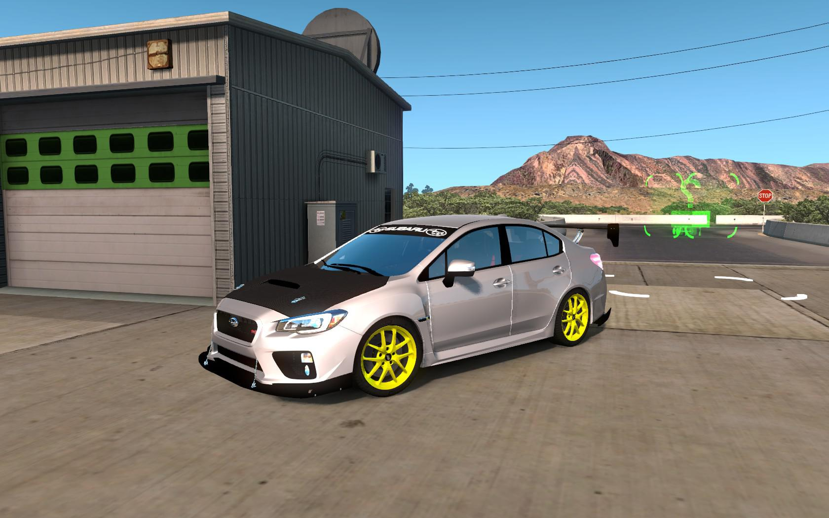 Photo of ATS – Subaru Impreza WRX STI 2017 Model Araba Modu V1.1
