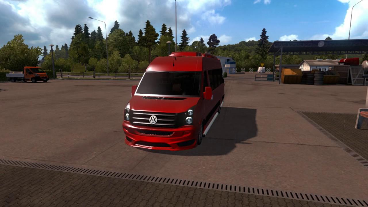 Photo of ATS – Volkswagen Crafter 2.5 TDI