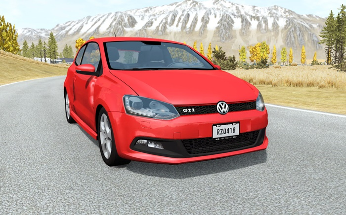 Photo of BeamNG – Volkswagen Polo GTI (Typ 6R) 2010 Model Araba Modu
