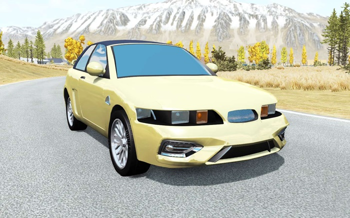 Photo of BeamNG – Bilista Sport Araba Modu