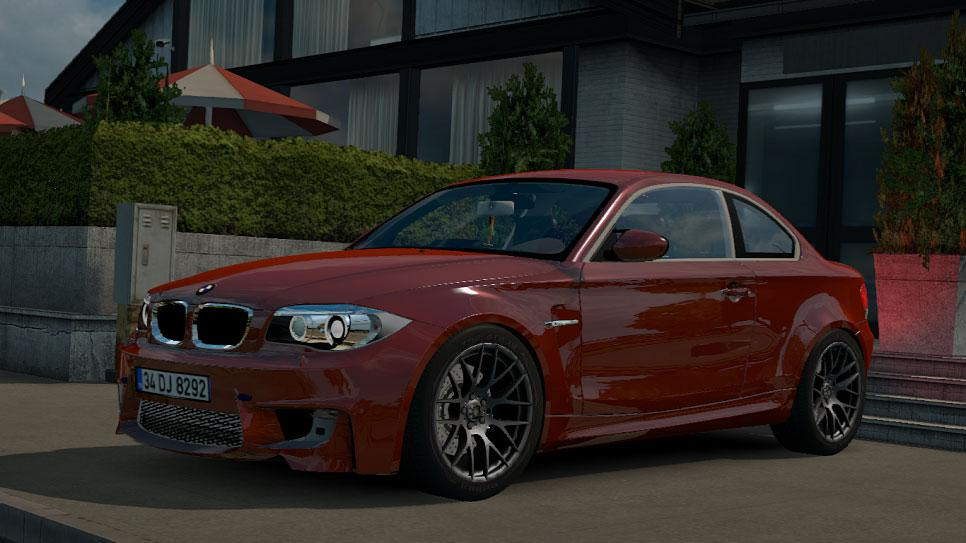Photo of ETS2 – BMW 1M E82 V1R5 Araba Modu