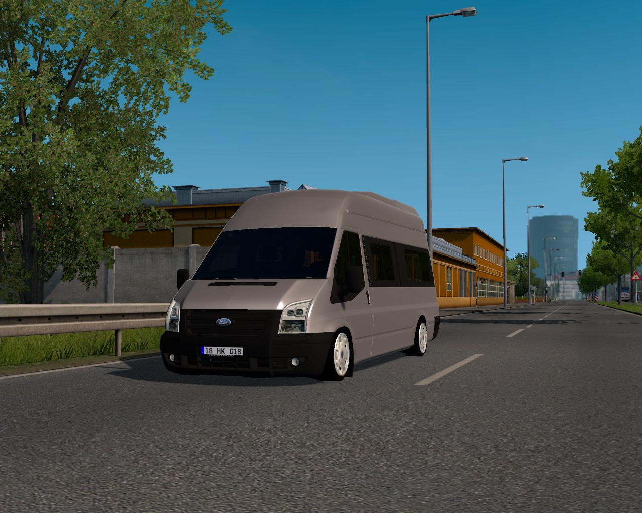 Photo of ETS2 – Ford Transit 2010 Model