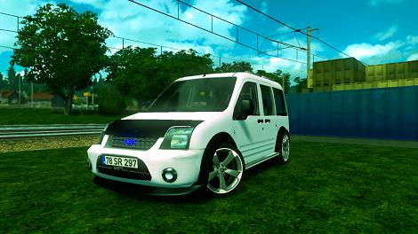 Photo of ETS2 – Ford Transit Connect 2009 Model
