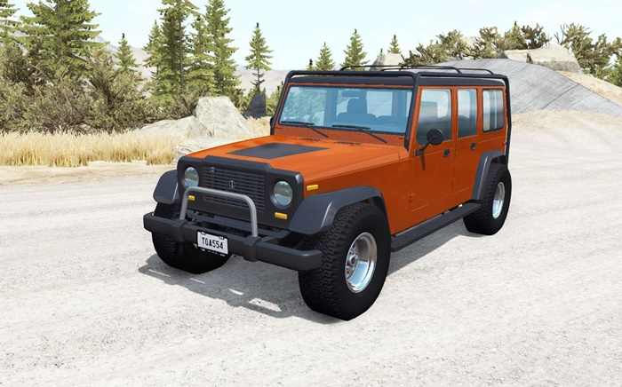 Photo of BeamNG – Ibishu Hopper Unlimited