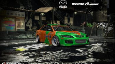 Photo of NFS Most Wanted – Mazda 6 Mps Renown 2006