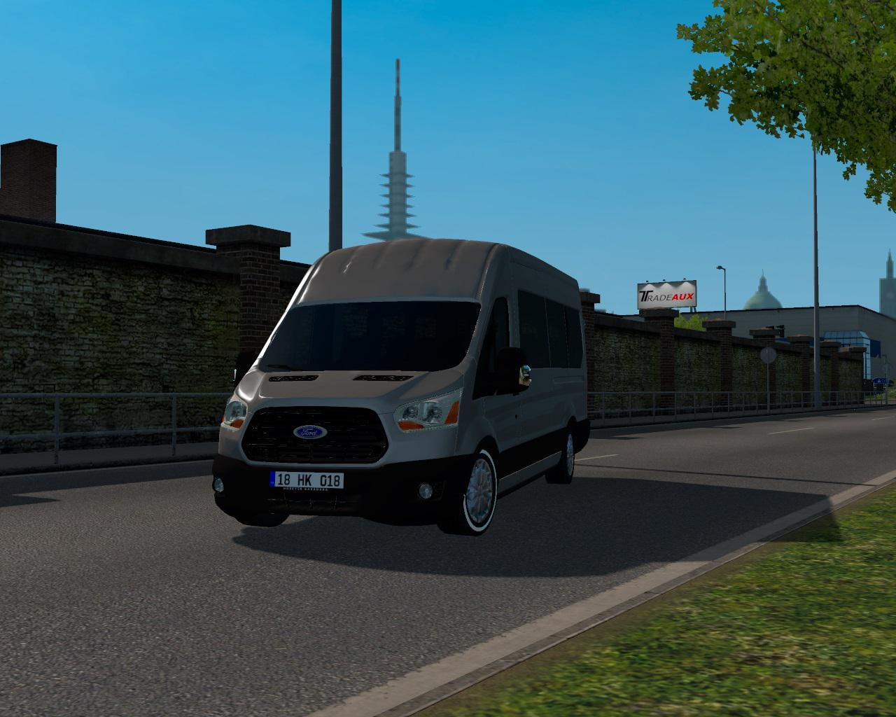 Photo of ETS2 – Ford Transit Modu