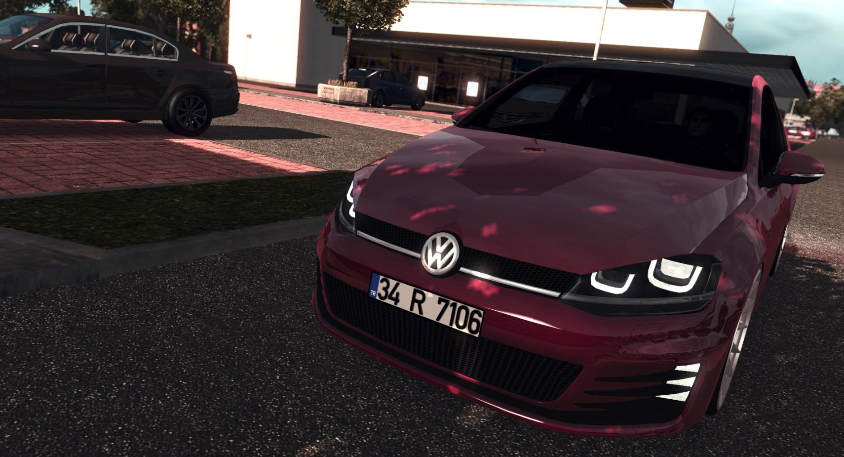 Photo of ETS2 – Volkswagen Golf V2