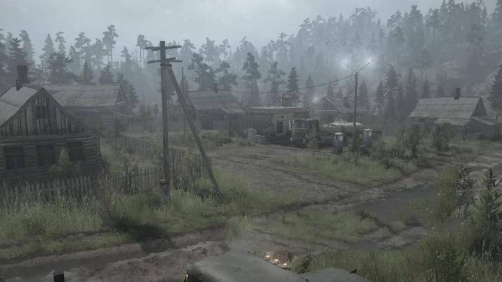 Photo of SpinTires MudRunner – 10.000 Map v06/21/19