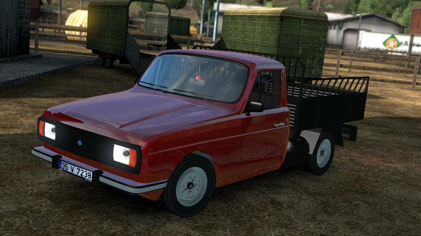 Photo of ETS2 – Anadol Pickup V1R10
