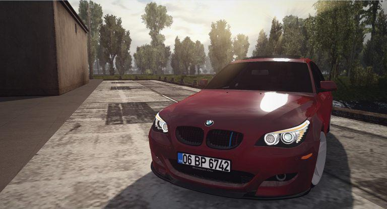 Photo of ETS2 – BMW E60 Araba Modu