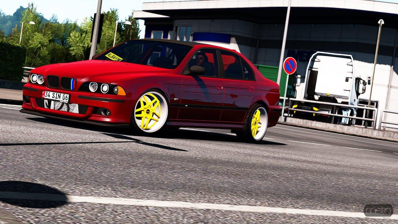 Photo of ETS2 – BMW M5 E39 Special Edition