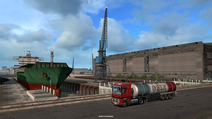 Photo of Euro Truck Simulator 2 – Road to the Black Sea Geliyor