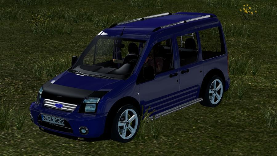 Photo of ETS2 – Ford Turneo Connect Araba Modu