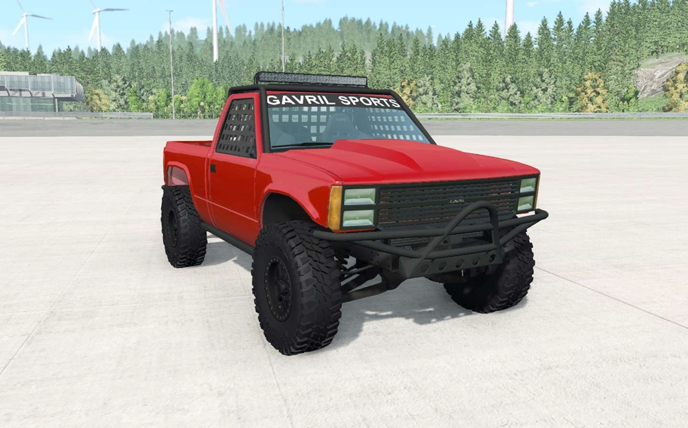 Photo of BeamNG – Gavril D-Serisi Off-Road