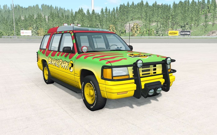 Photo of BeamNG – Gavril Roamer Tour Beamic Park v3.0.2