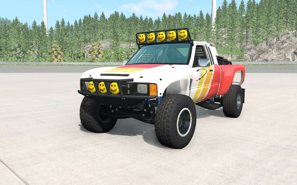 Photo of BeamNG – LKS Prerunner Electric