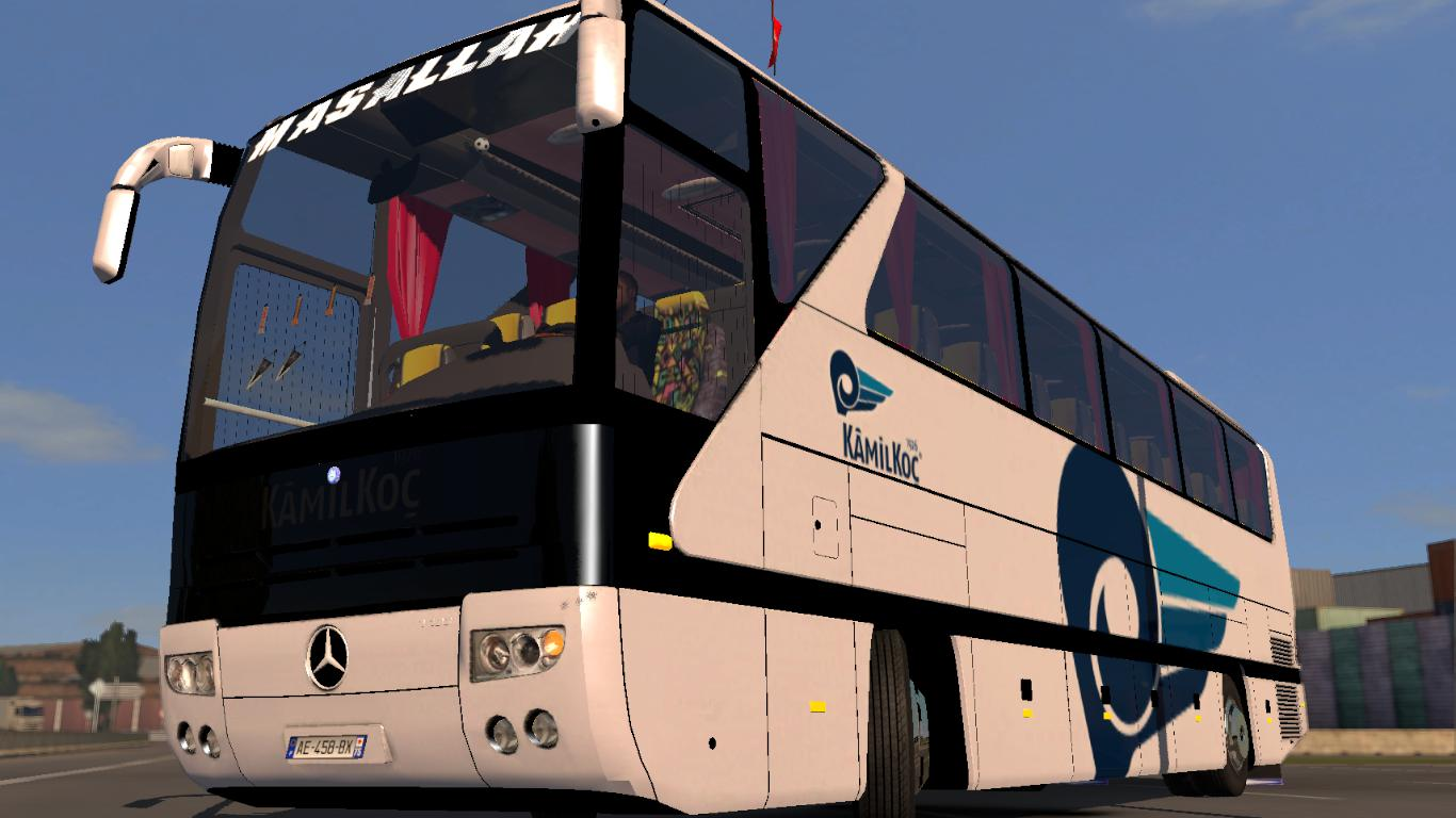 Photo of ETS2 – Mercedes-Benz o403 v2