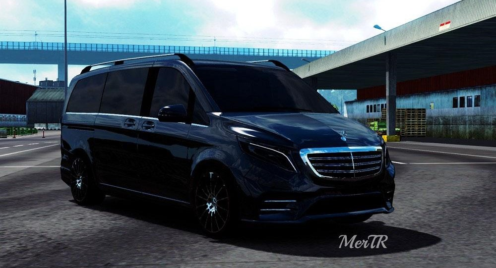 Photo of ETS2 – Mercedes-Benz Vito V Class 2018 Model