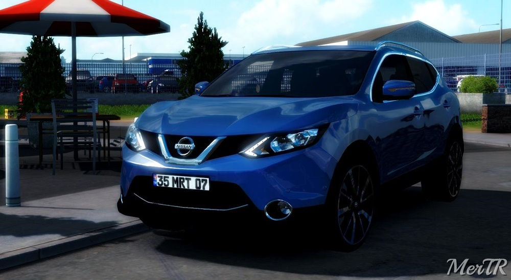 Photo of ETS2 – Nissan Qashqai 2016 Model Araba Modu