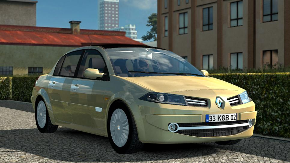 Photo of ETS2 – Renault Megane 2 V1R10 Araba Modu