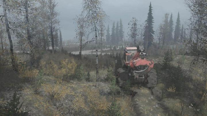 Photo of SpinTires MudRunner – Korkunç Bir Harita Modu v0.2