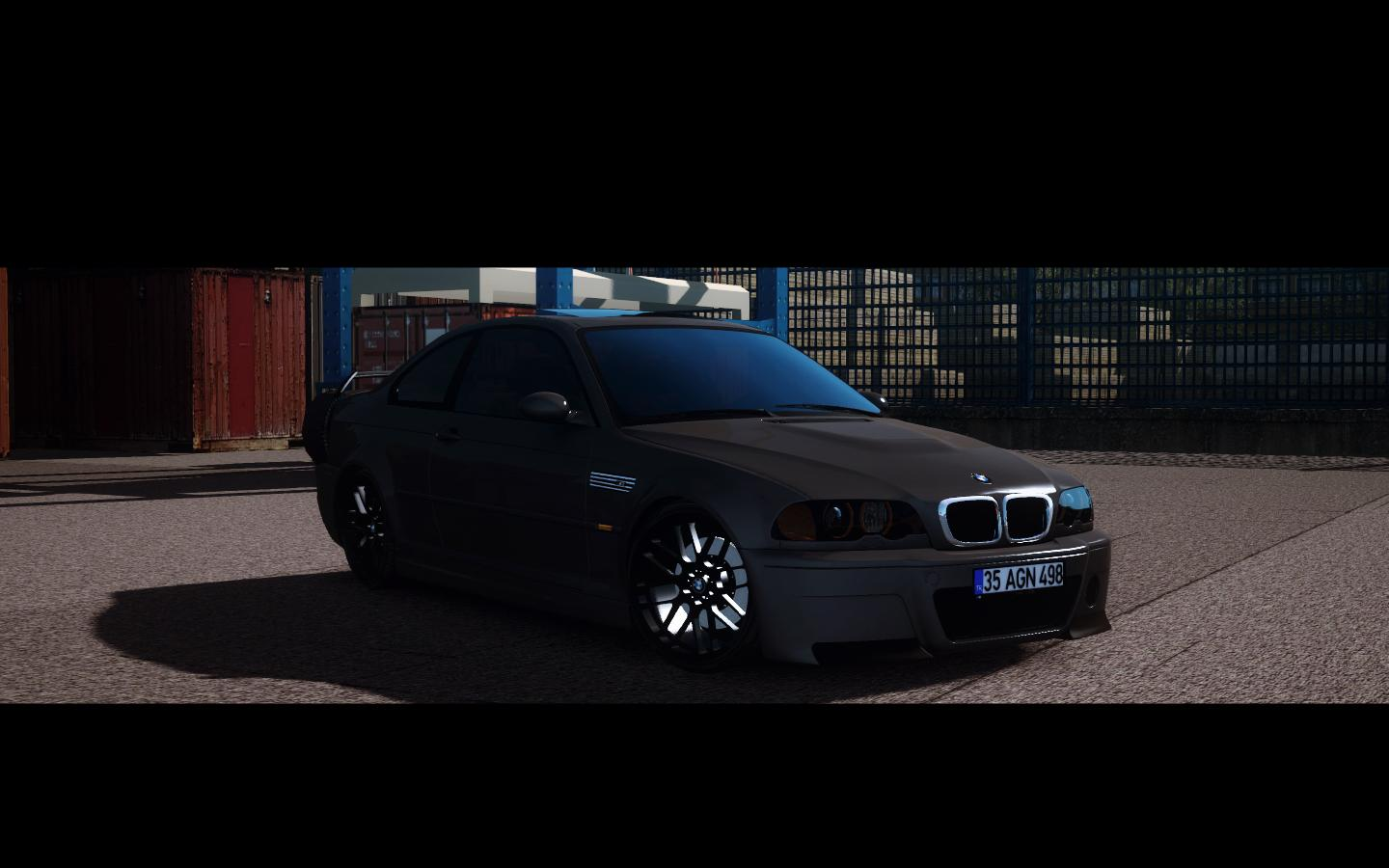 Photo of ETS2 – BMW E46 M3 Araba Modu